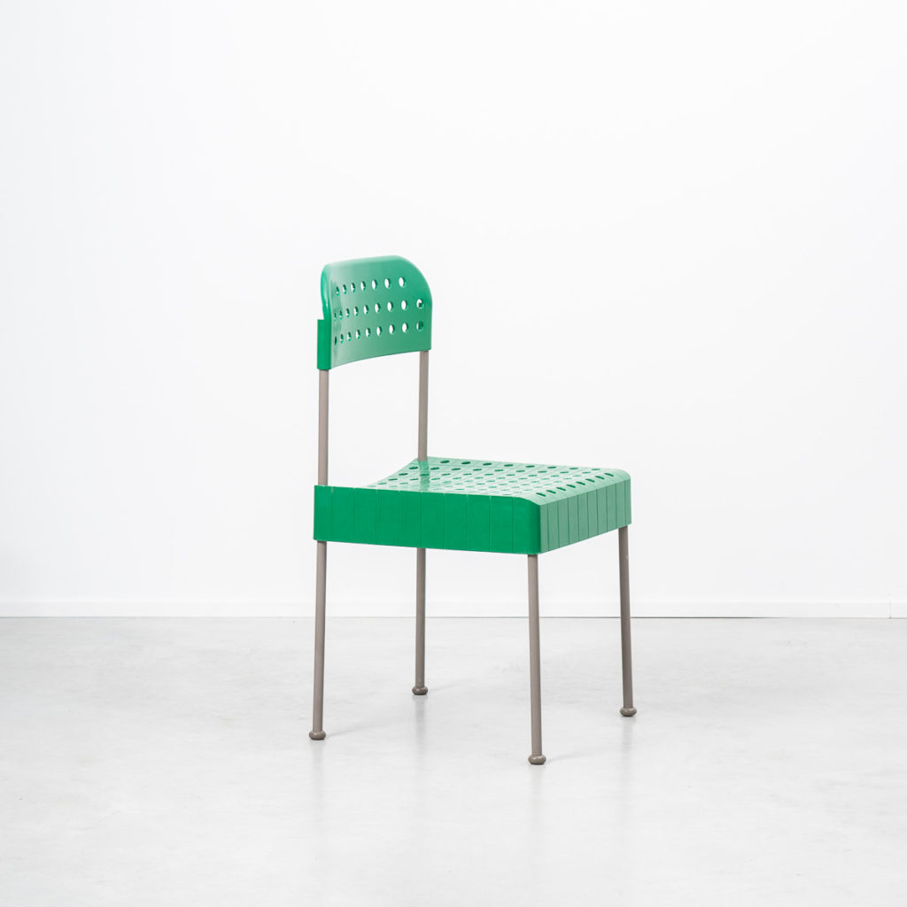 Enzo Mari Castelli box chair