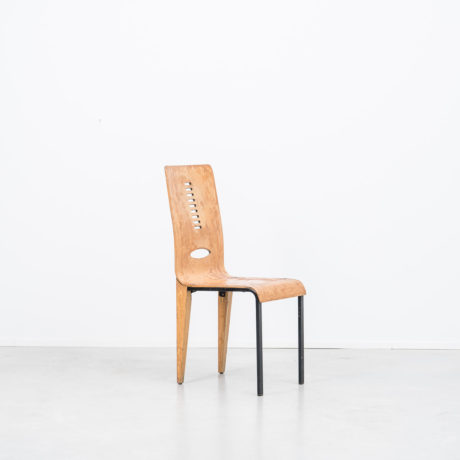 French Modernist Dining Chair