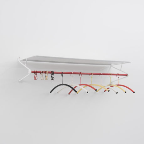 Mathieu Mategot Coat Rack