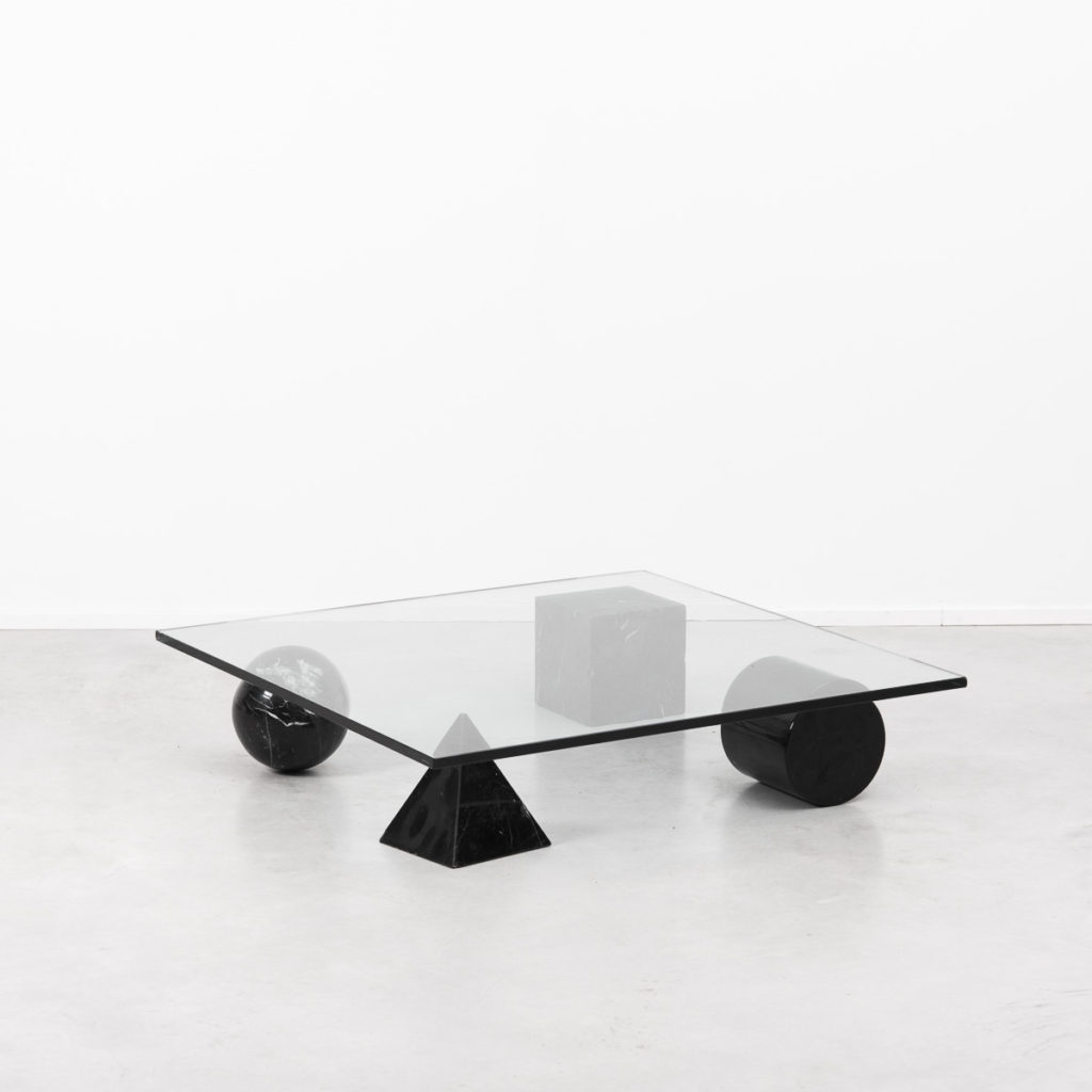 Metafora marble coffee table