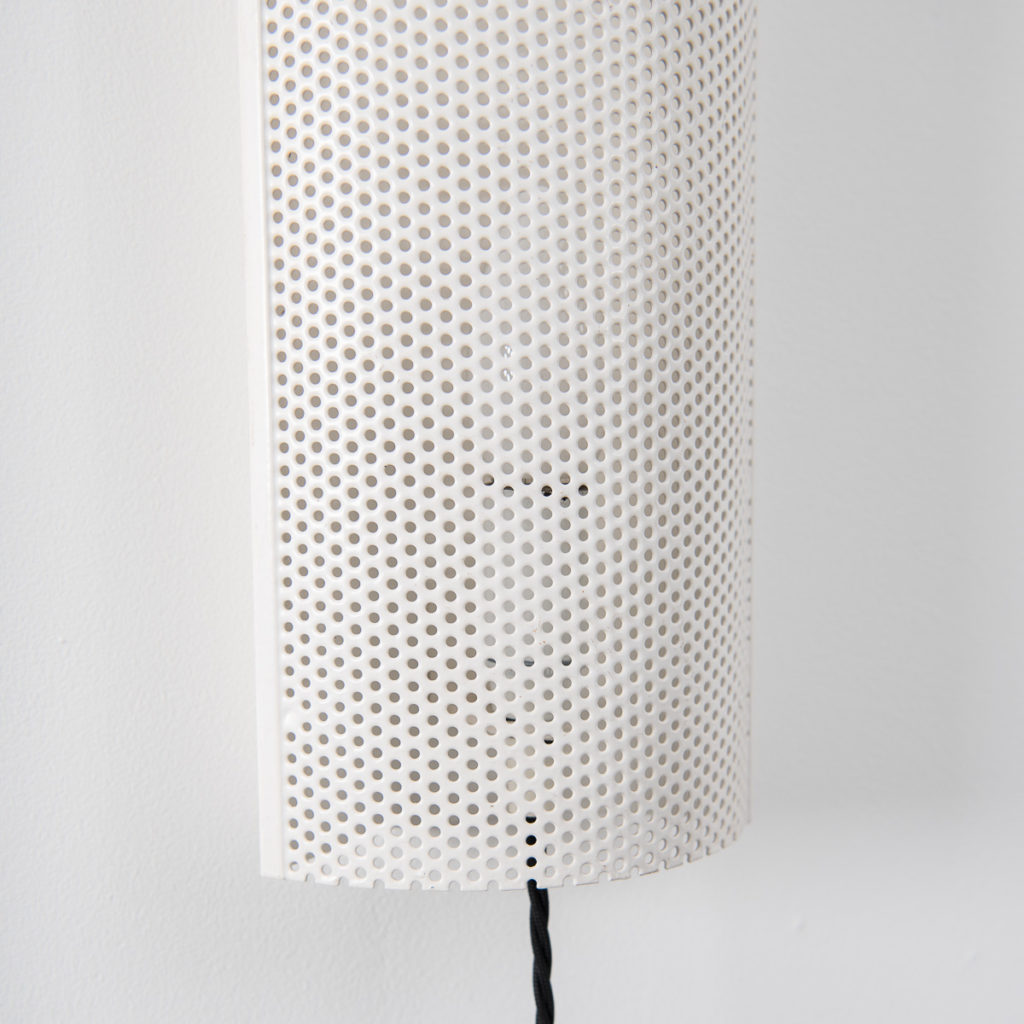 Hagoort perforated wall lamp
