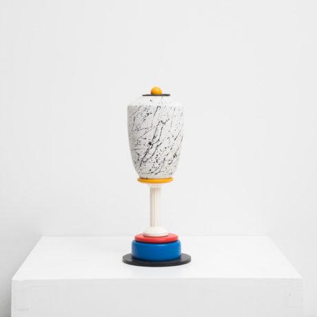 Postmodern Memphis Vase