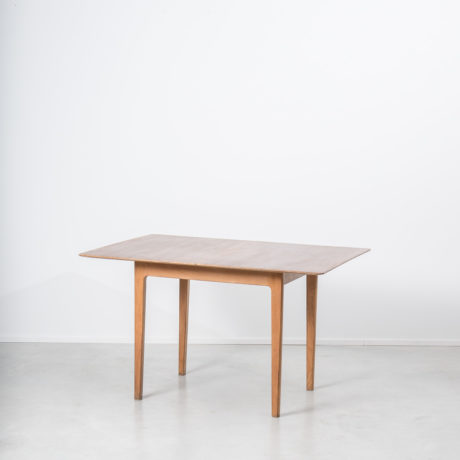 Robin Day beech drop leaf dining table