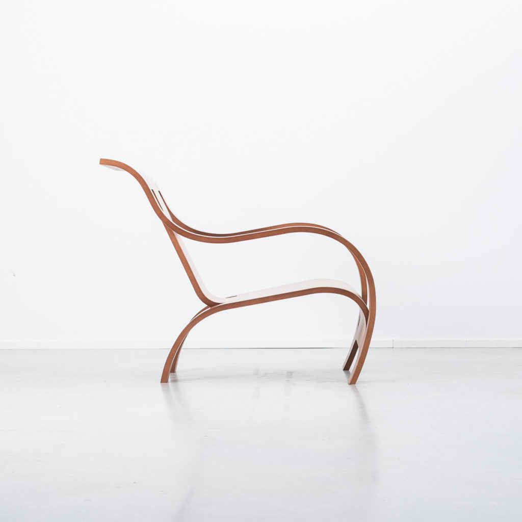 Gerald Summers Plywood chair