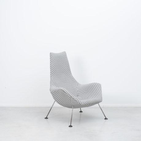 Rare Ernest Race armchair