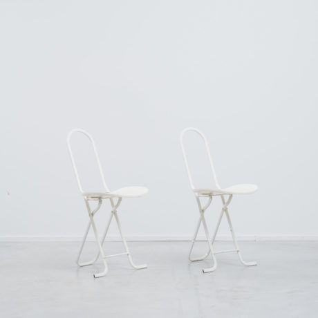 Gastone Rinaldi Dafne fold up chairs