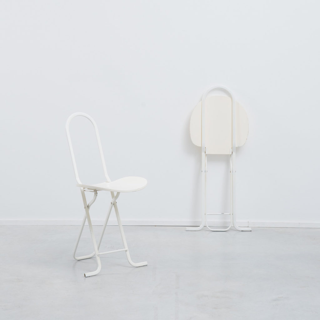 Gastone Rinaldi Dafne fold up chairs