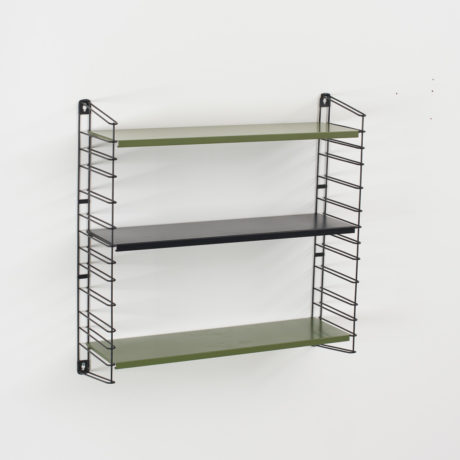 Tomado Single Bay Wall Hanging Shelves