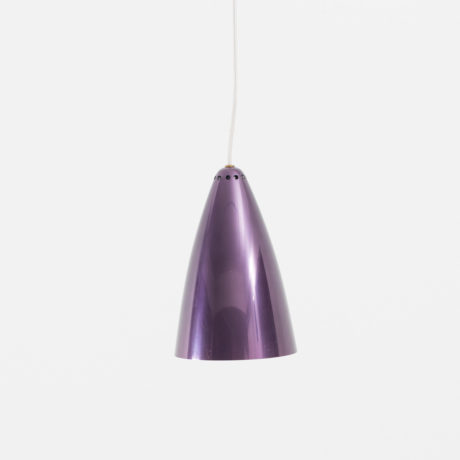 Lisa Johansson-Pape Purple Pendant