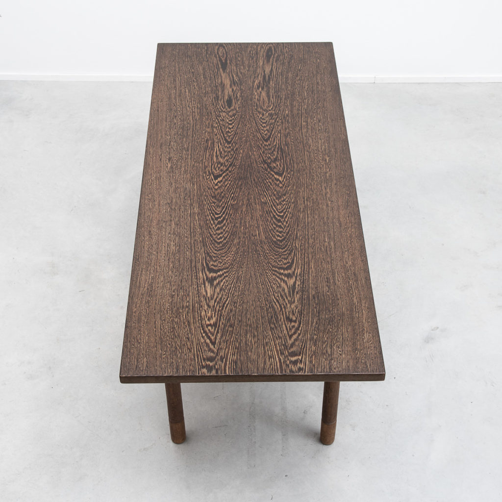 Hans Wegner Wenge Side Table