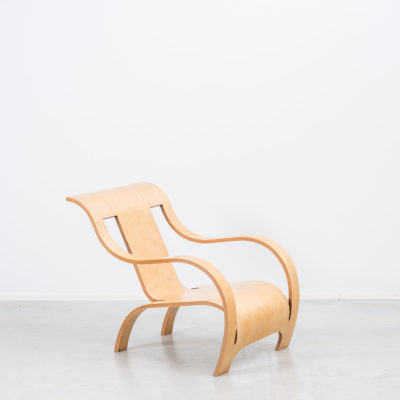 Gerald Summers plywood armchair