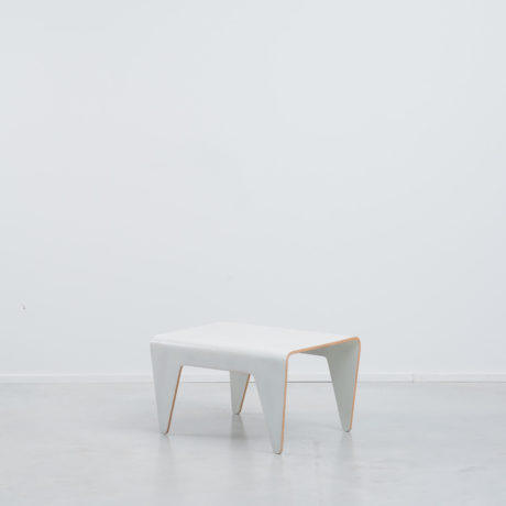 Marcel Breuer Isokon plywood table