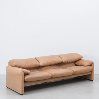 Vico Magistretti Maralunga sofa
