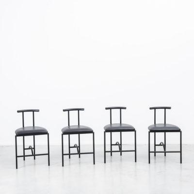 Rodney Kinsman Tokyo chairs Bieffeplast
