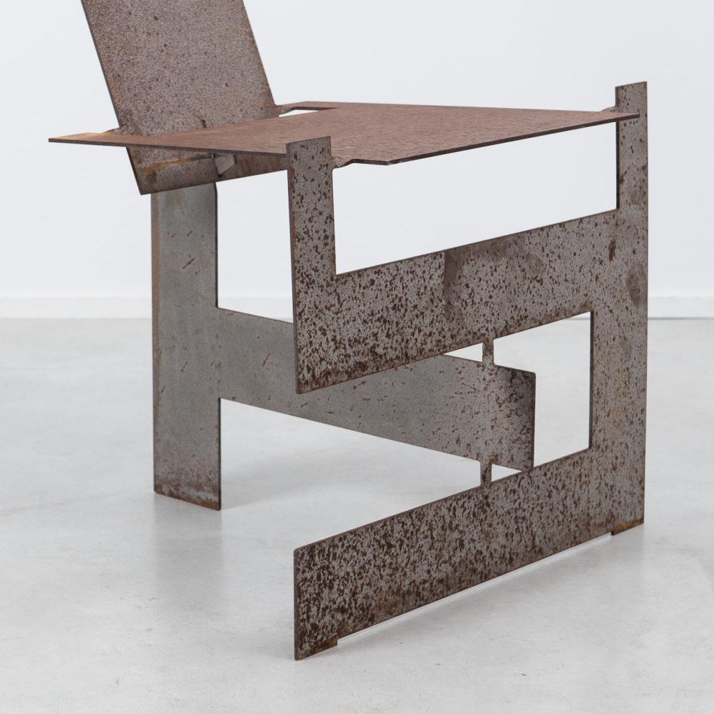 Ronen Kadushin Flatveld chair