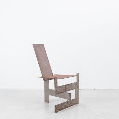 Ronen Kadushin's Flatweld Chair