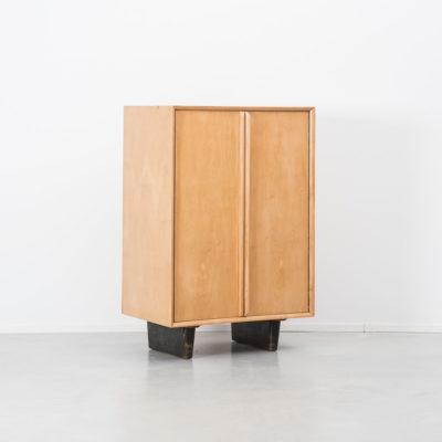 De Bijenkorf Birch Cabinet