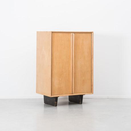 1930s Birch ply cabinet