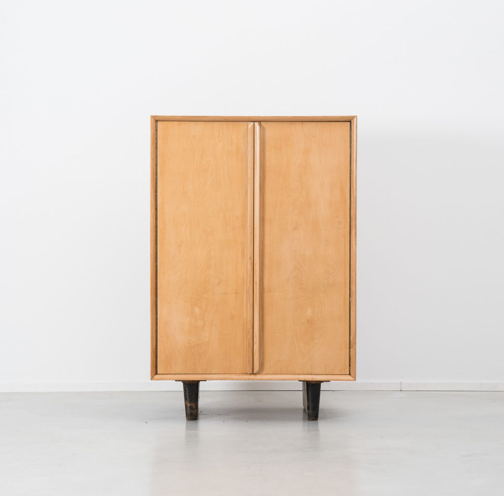 1930s Birch ply cabinet