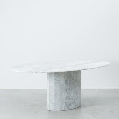 Arabescato Marble dining table