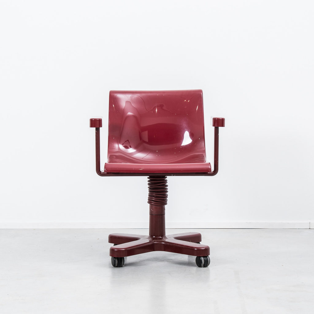 Ettore Sottsass Synthesis desk chair