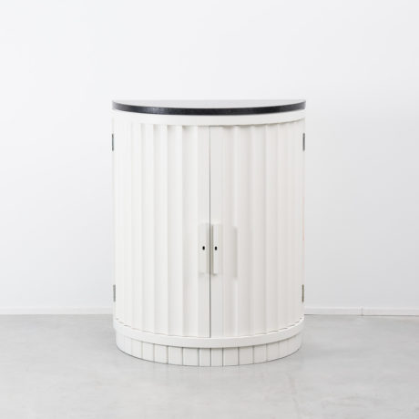 Fluted Cocktail cabinet