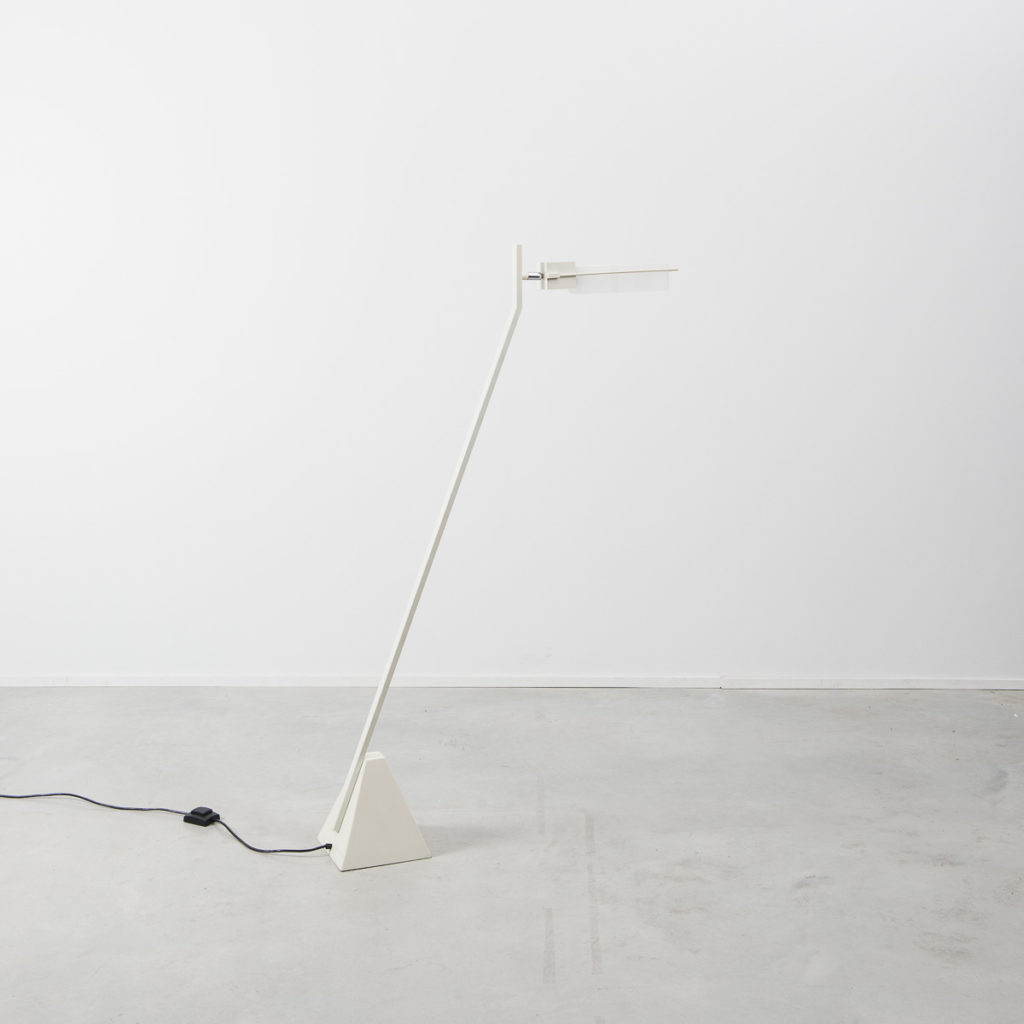Post Modern Flourescent Floor Lamp