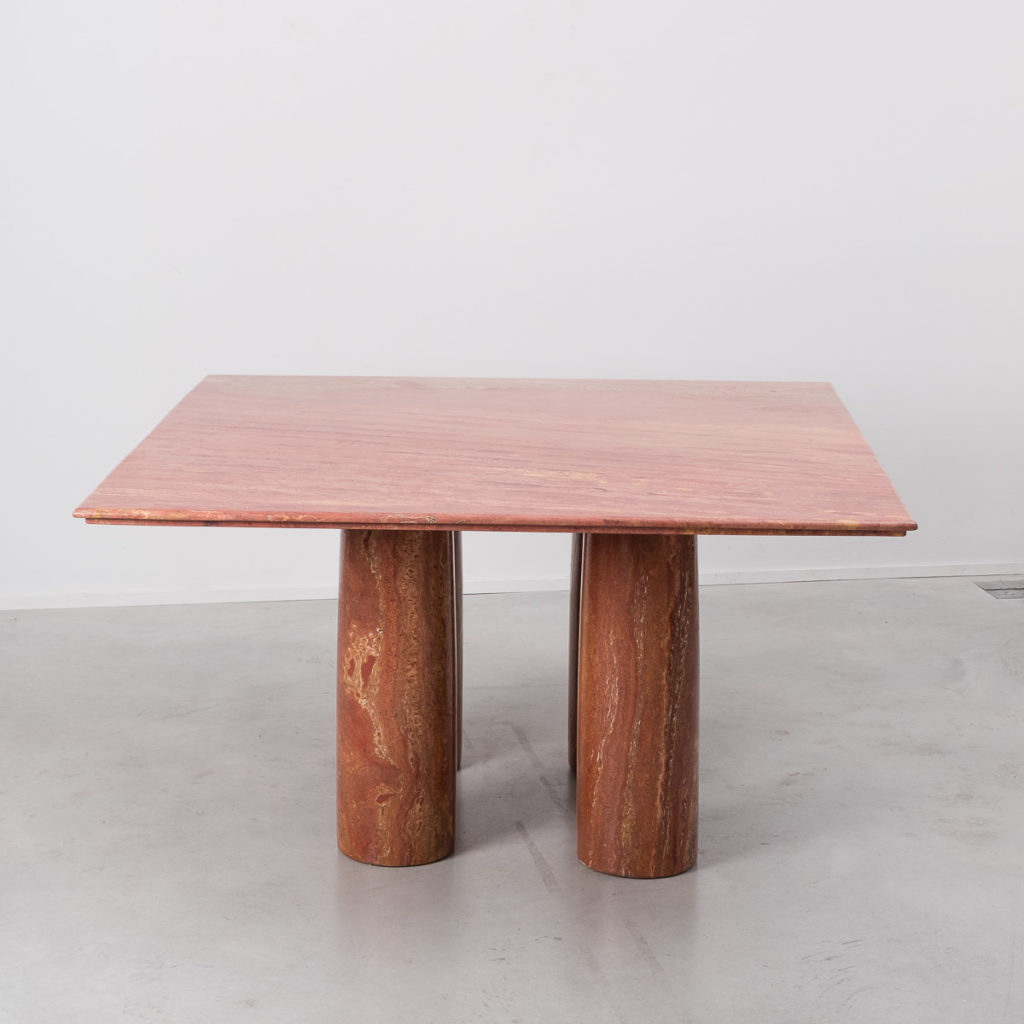 Mario Bellini Il Collonato marble table