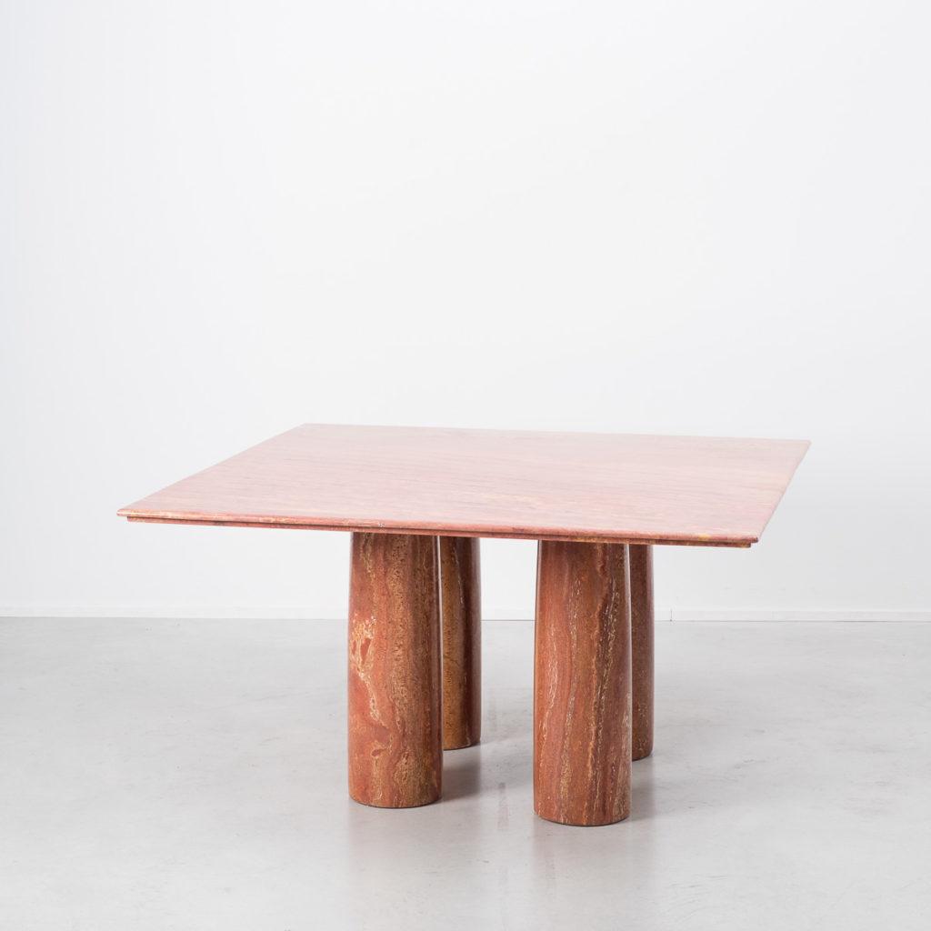 Mario Bellini Il Collonato marble table
