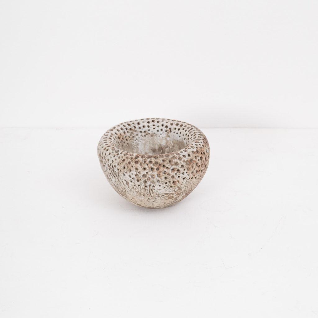 Seedpod bowl by Alan Wallwork