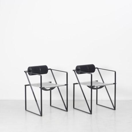 Mario Botta Seconda chairs