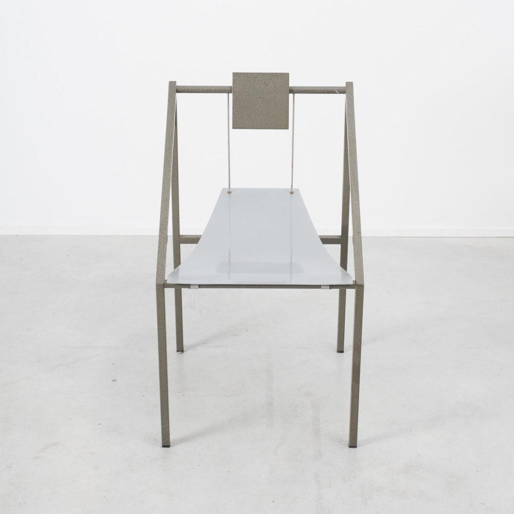 Prototype chair attr Mario Botta