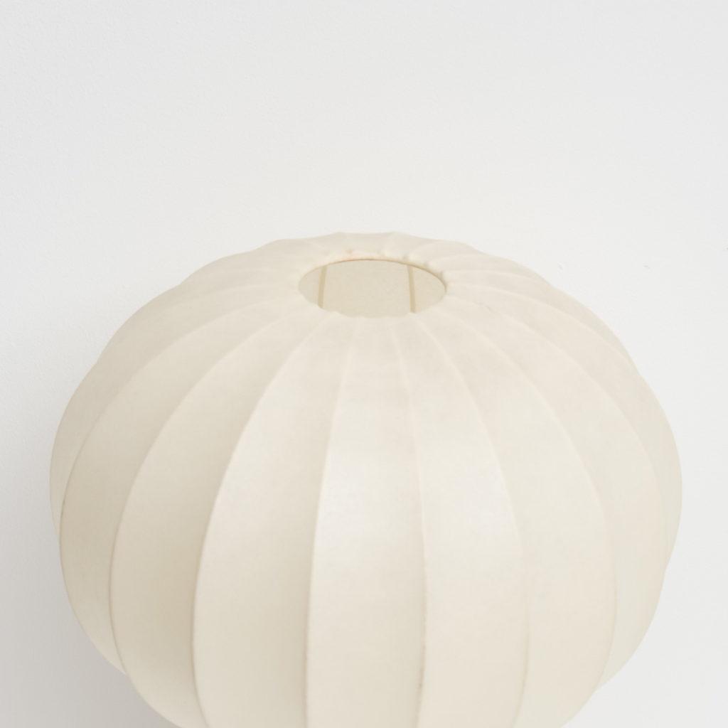 Achille & Pier Giacomo Castiglioni 'Gatto' cocoon table lamp,
