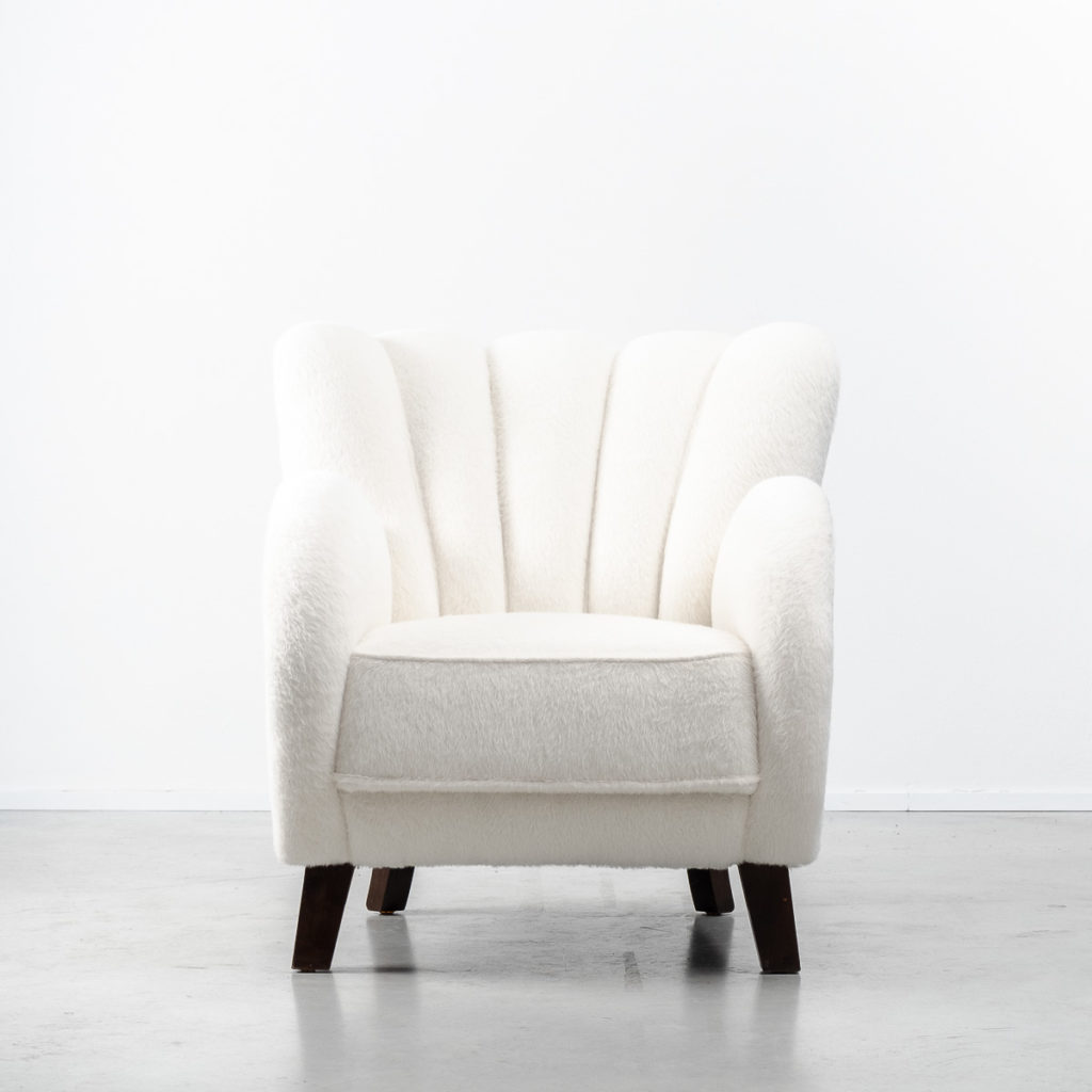 Danish cabinetmaker armchair