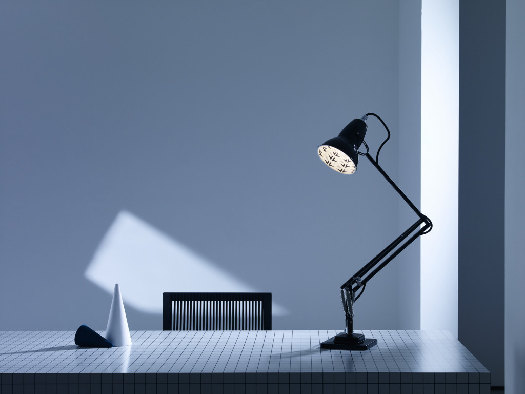 Anglepoise + Urban Meadow