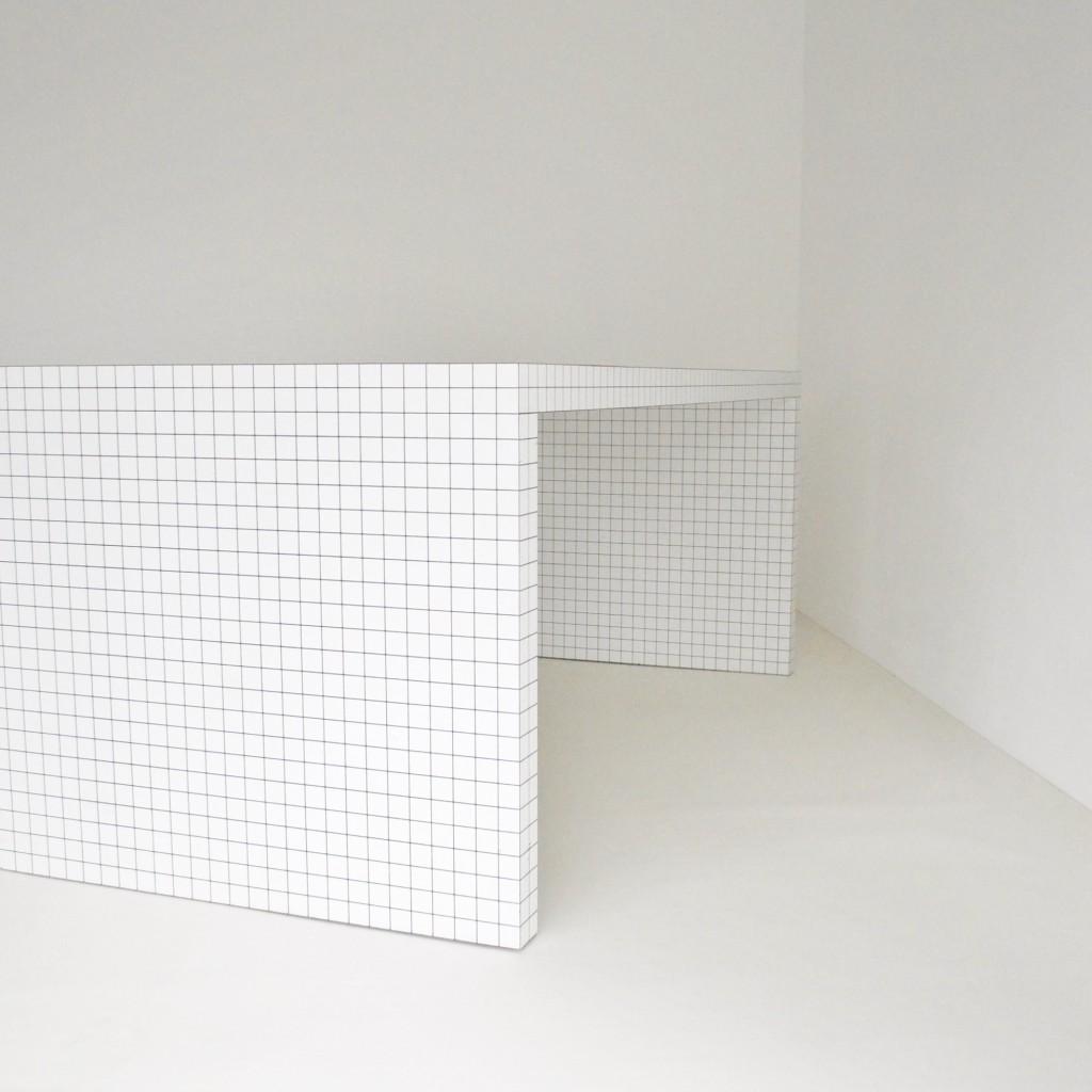 Superstudio Quaderna 2830 table