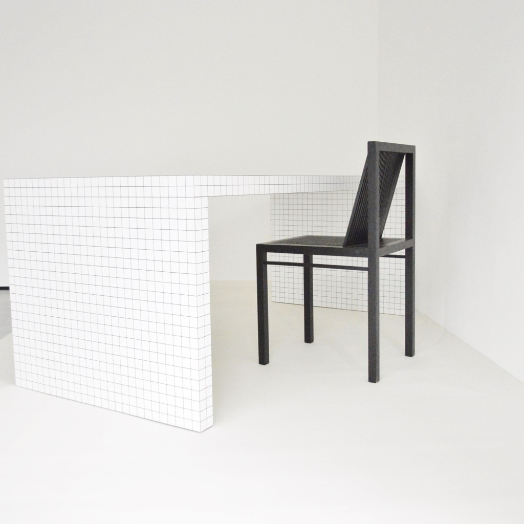 Superstudio Quaderna 2830 table