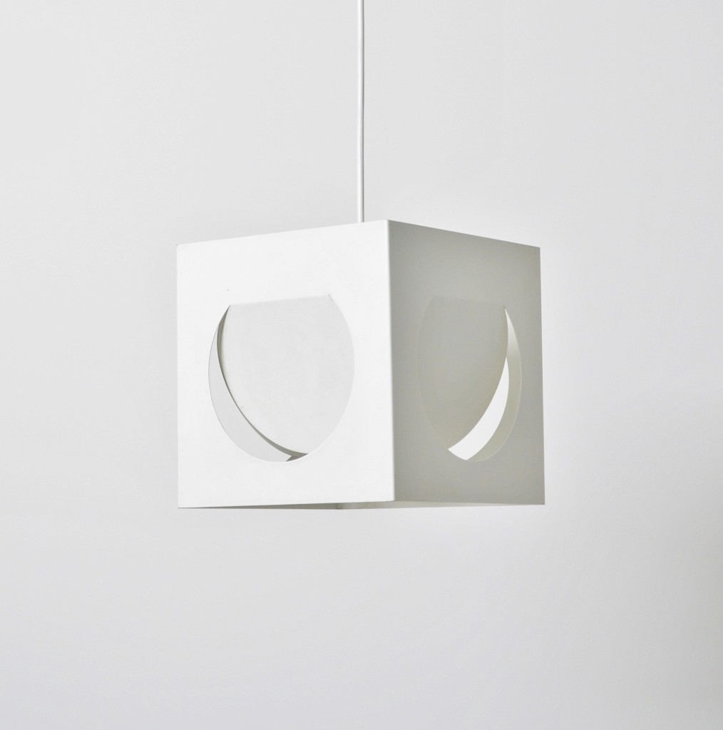 Johansson Pape cube pendant