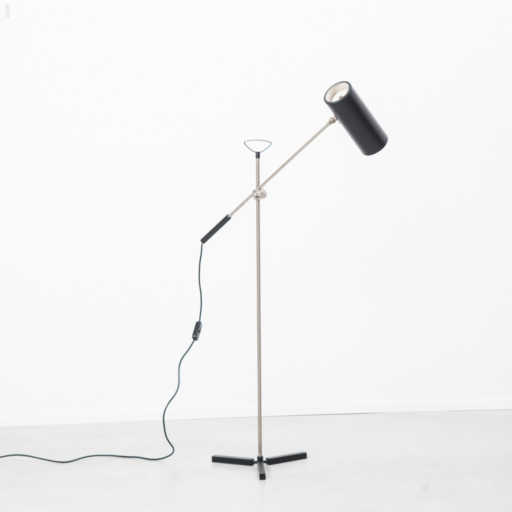 Hoogervorst Black Reading Lamp