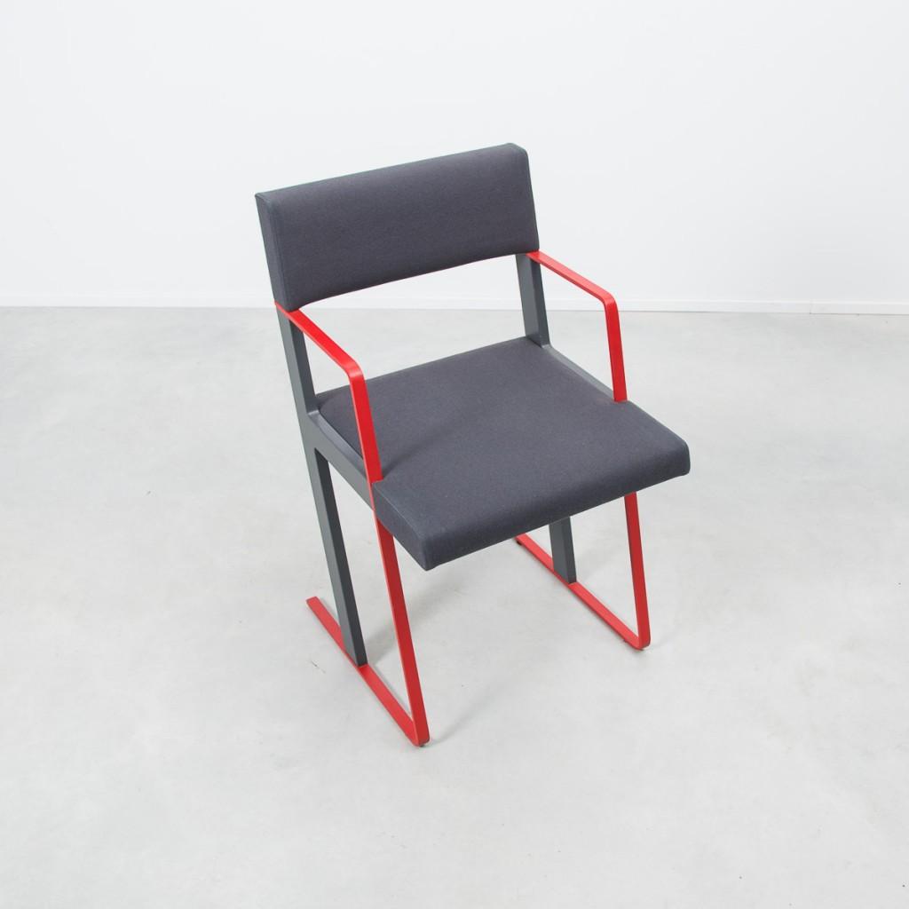 Dick Spierenburg postmodern chairs
