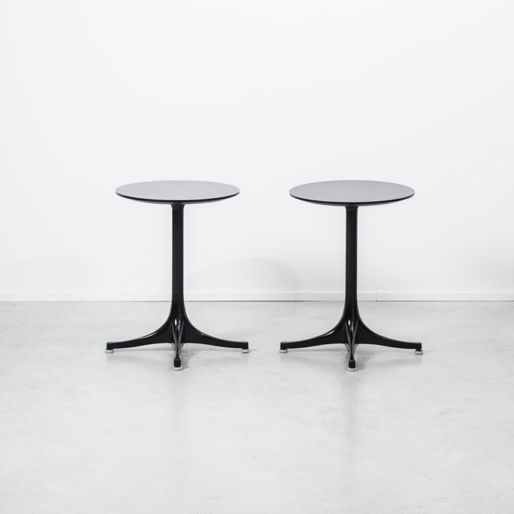 George Nelson 5451 side tables