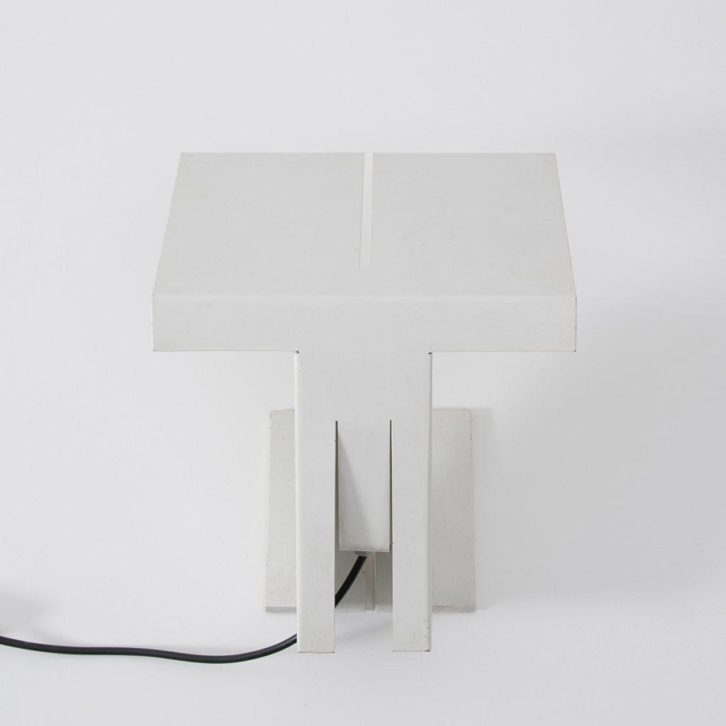 Postmodern Italian table lamp
