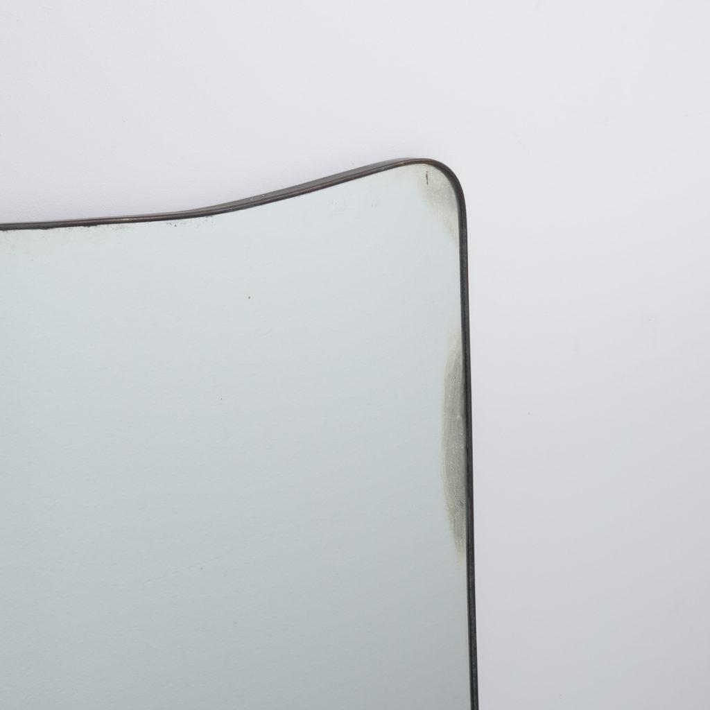 Gio Ponti kidney mirror