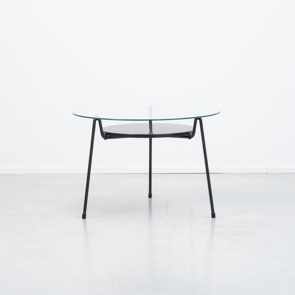 Wim Rietveld Mug steel coffee table