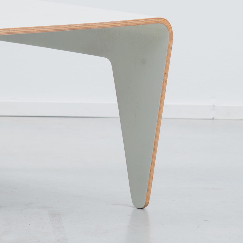 Marcel Breuer Isokon plywood table