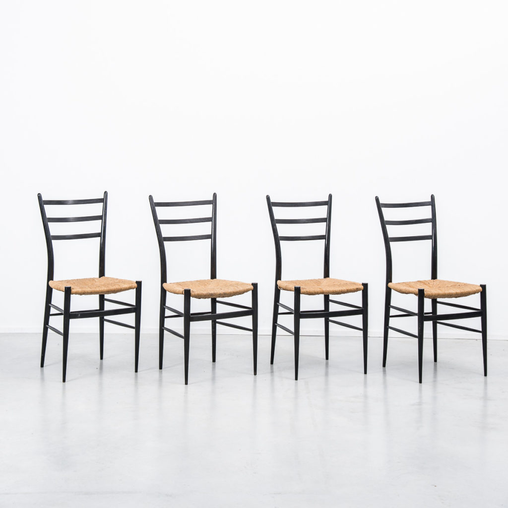 Chiavari Spinetto dining chairs