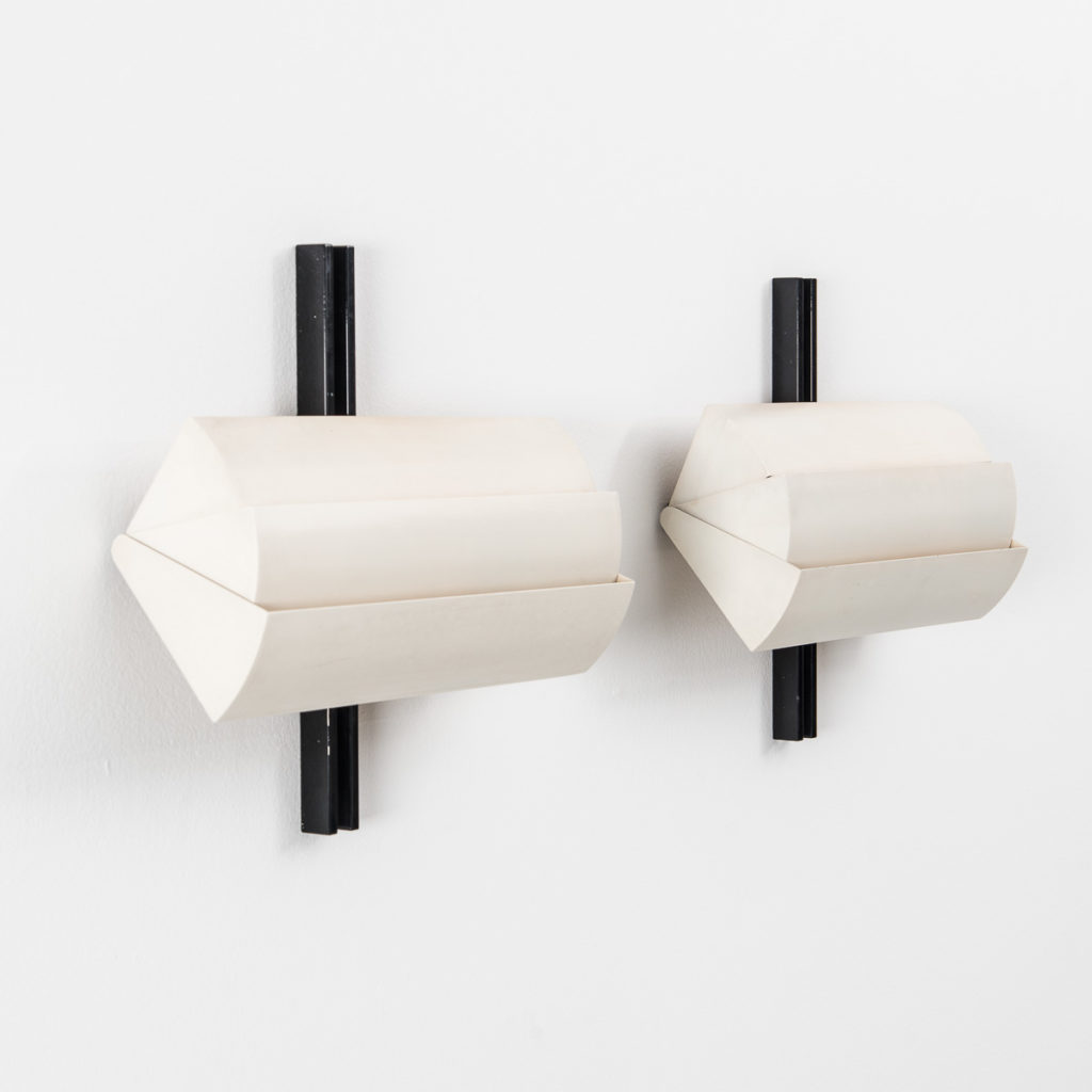 Ernesto Gismondi Stria wall lamps