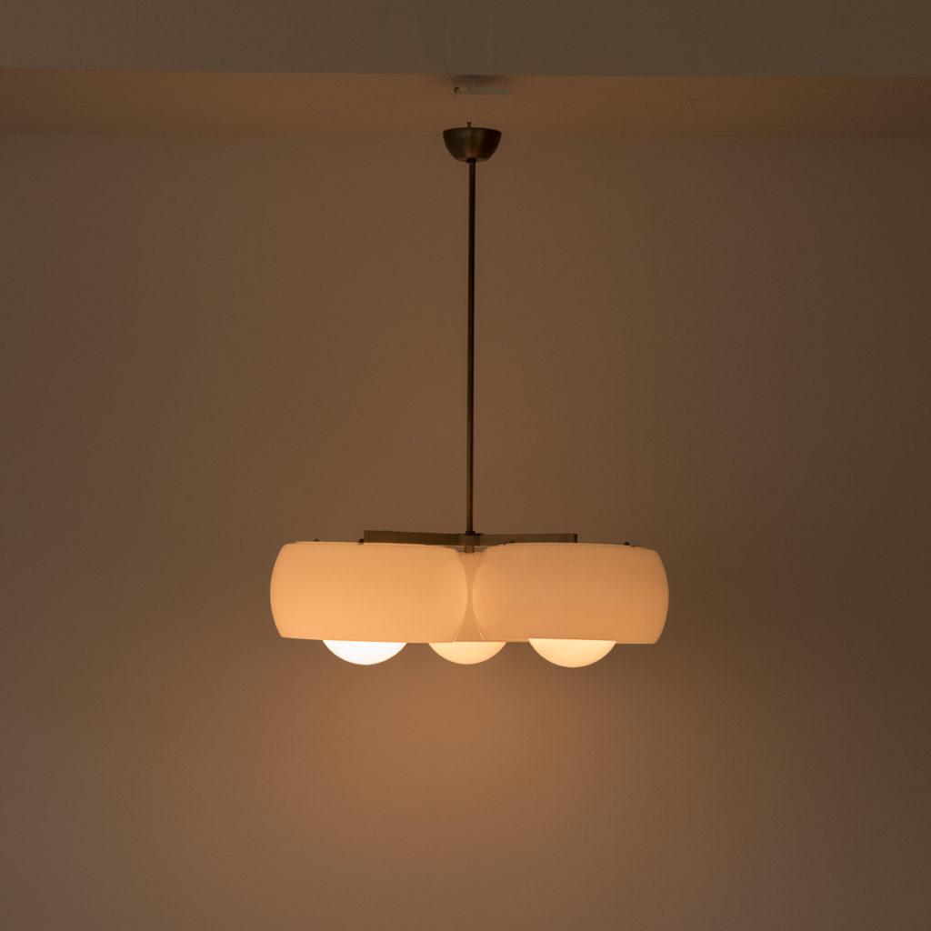 Vico Magistretti Triclinio chandelier