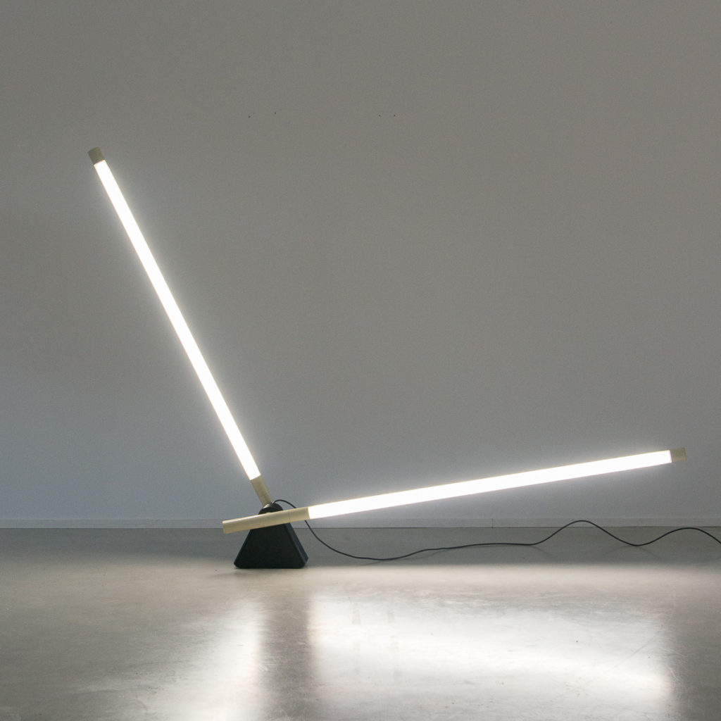 Rodolfo Bonetto Systema Flu Lamp