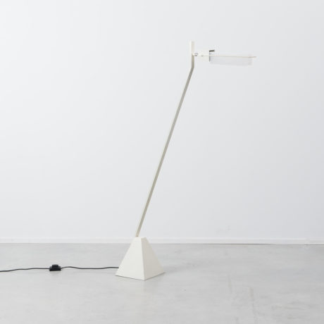 Post Modern fluorescent floor lamp